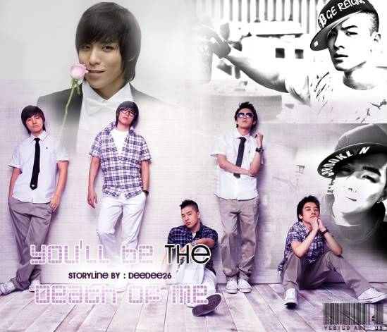 You'll Be the Death of Me [Big Bang] Deedeeposter