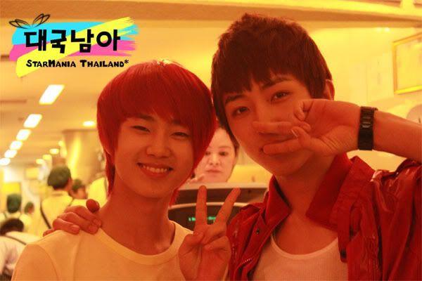 [07.04.10] D-NA en Thailend à Bangkok Picture-2903