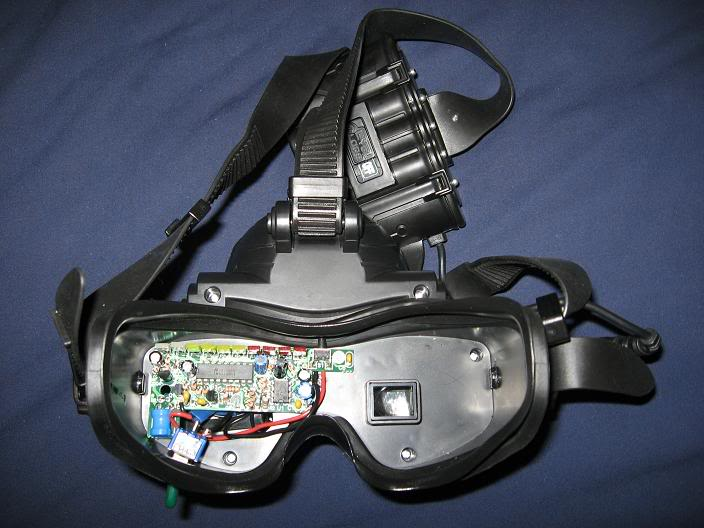 Night Vison style Ecto Vision chez WalMart Goggles3