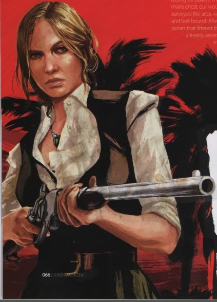 [Post Oficial] -- Red Dead Redemption -- ¿Edición GOTY para Septiembre? Bonnie