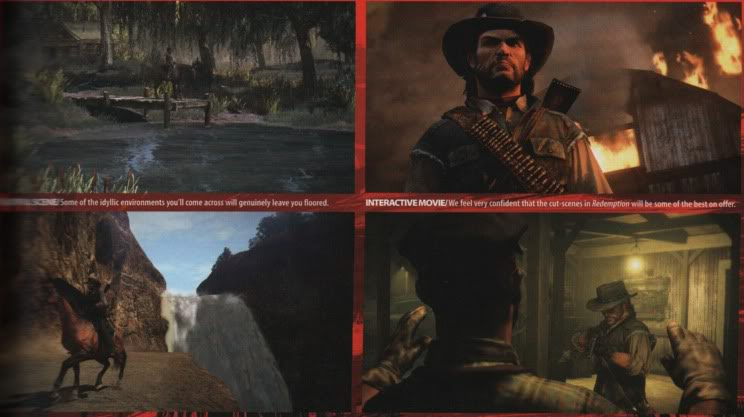 [Post Oficial] -- Red Dead Redemption -- ¿Edición GOTY para Septiembre? Fourpic