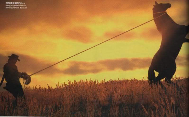 [Post Oficial] -- Red Dead Redemption -- ¿Edición GOTY para Septiembre? Lassohorse