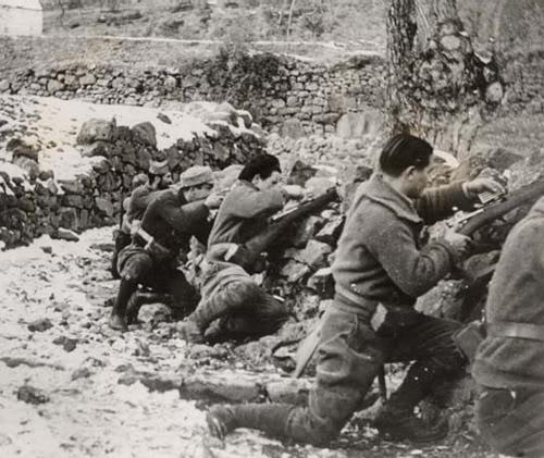 Especial Segunda Guerra Mundial. Imagenes Ineditas Guerra-civil