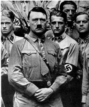 Especial Segunda Guerra Mundial. Imagenes Ineditas Hitl