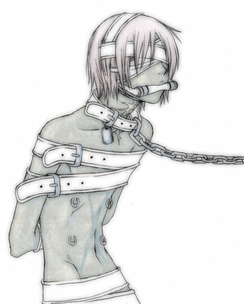 Fichas de personajes TOGinuBOUND