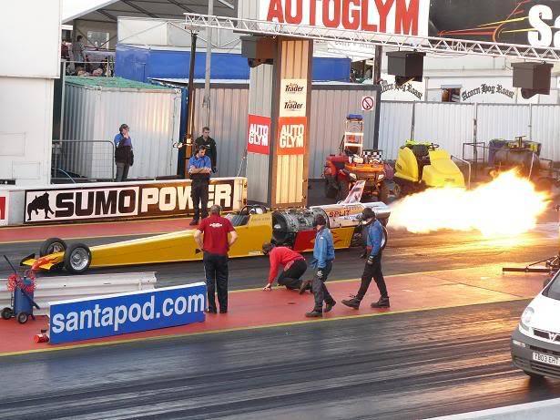 Santa Pod - Flame & Thunder P1030660