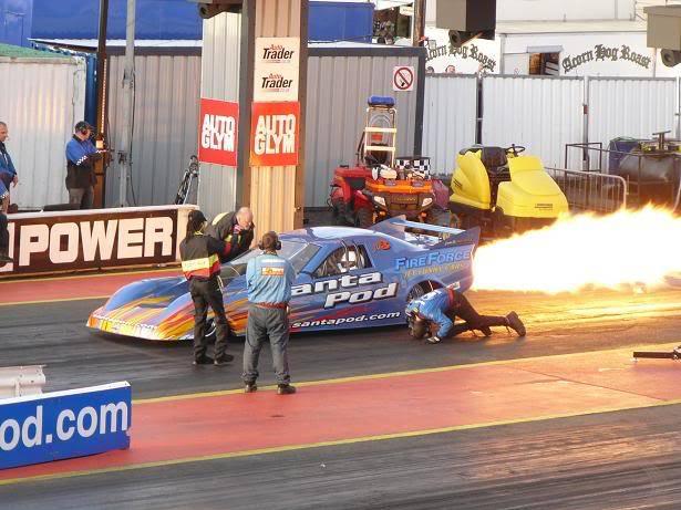 Santa Pod - Flame & Thunder P1030664