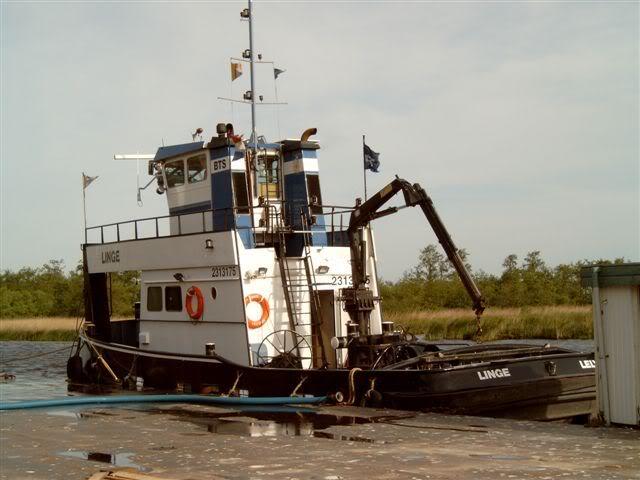 Sleepboot Linge BTSLinge