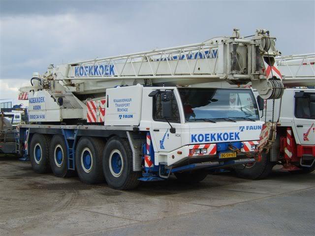 Faun ATF 60-4 SV206651