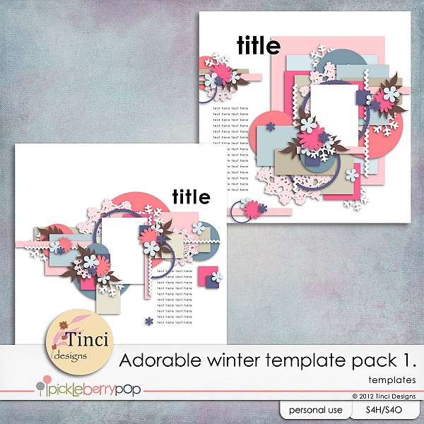 Adorable winter - Pickle Barrel December 17th Tinci_AW_Template1_prev