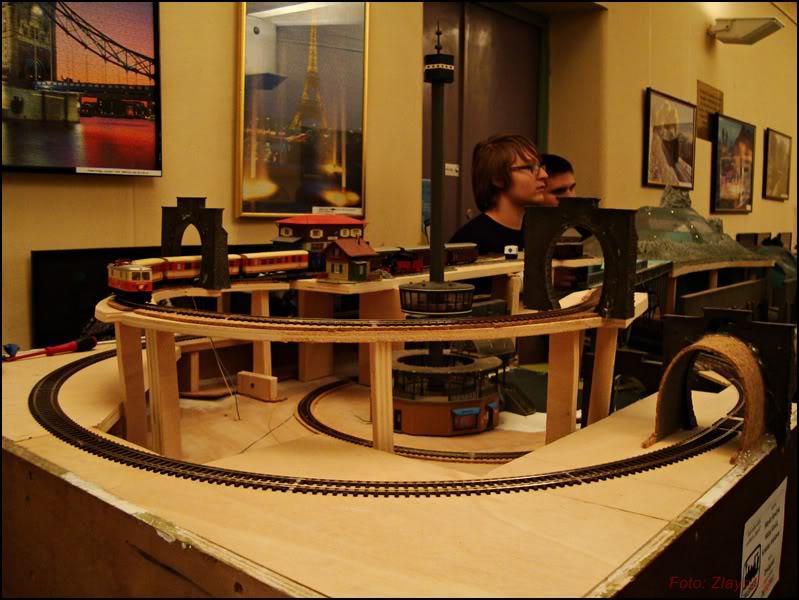 XII. Susret željezničkih modelara (Subota, 26.11.2011.) DSC09354