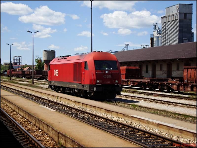 Prvi privatni vlak, prvom Hrvatskom prugom DSC07207