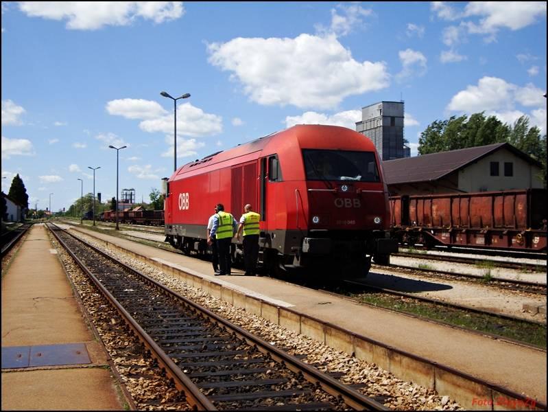 Prvi privatni vlak, prvom Hrvatskom prugom DSC07211