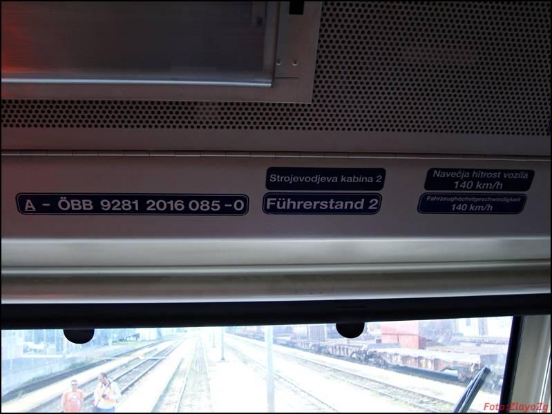 Prvi privatni vlak, prvom Hrvatskom prugom DSC07237