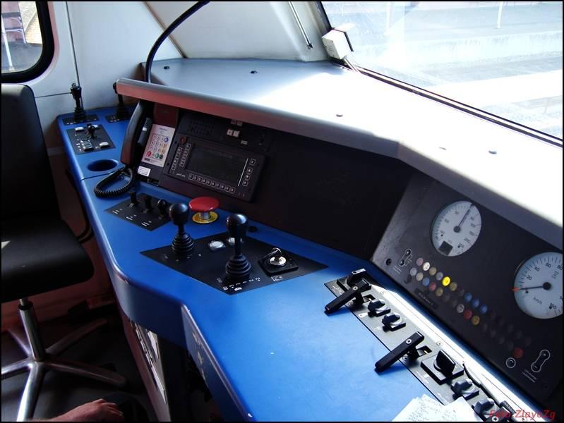 Prvi privatni vlak, prvom Hrvatskom prugom DSC07259