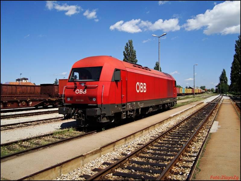 Prvi privatni vlak, prvom Hrvatskom prugom DSC07281