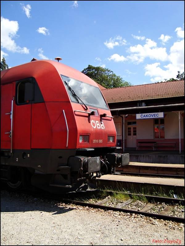 Prvi privatni vlak, prvom Hrvatskom prugom DSC07325