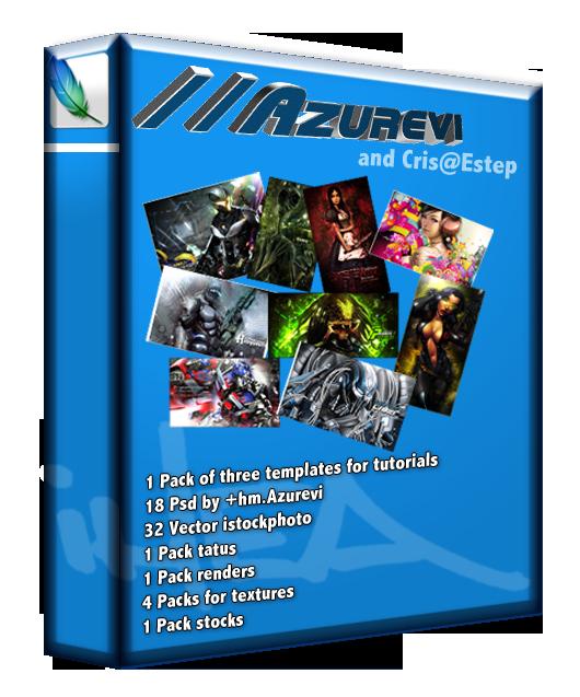 Superpack de recursos Cris@Estep and Azurevi [PSDS][MU] PlantillacajabyAzurevi-1