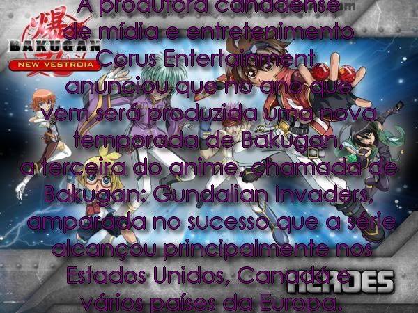 Bakugan New Vestroia Season 2 BakuganNewVestroiaHeroes