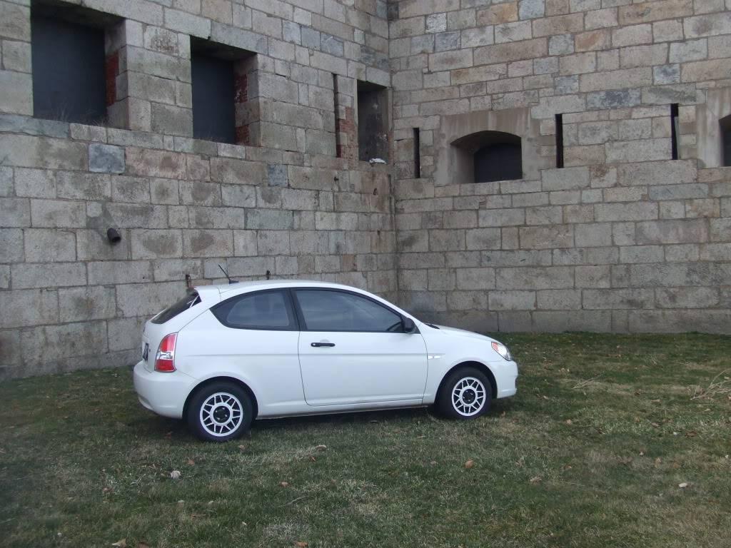 Tap's 09 Hyundai Accent DSCF4619