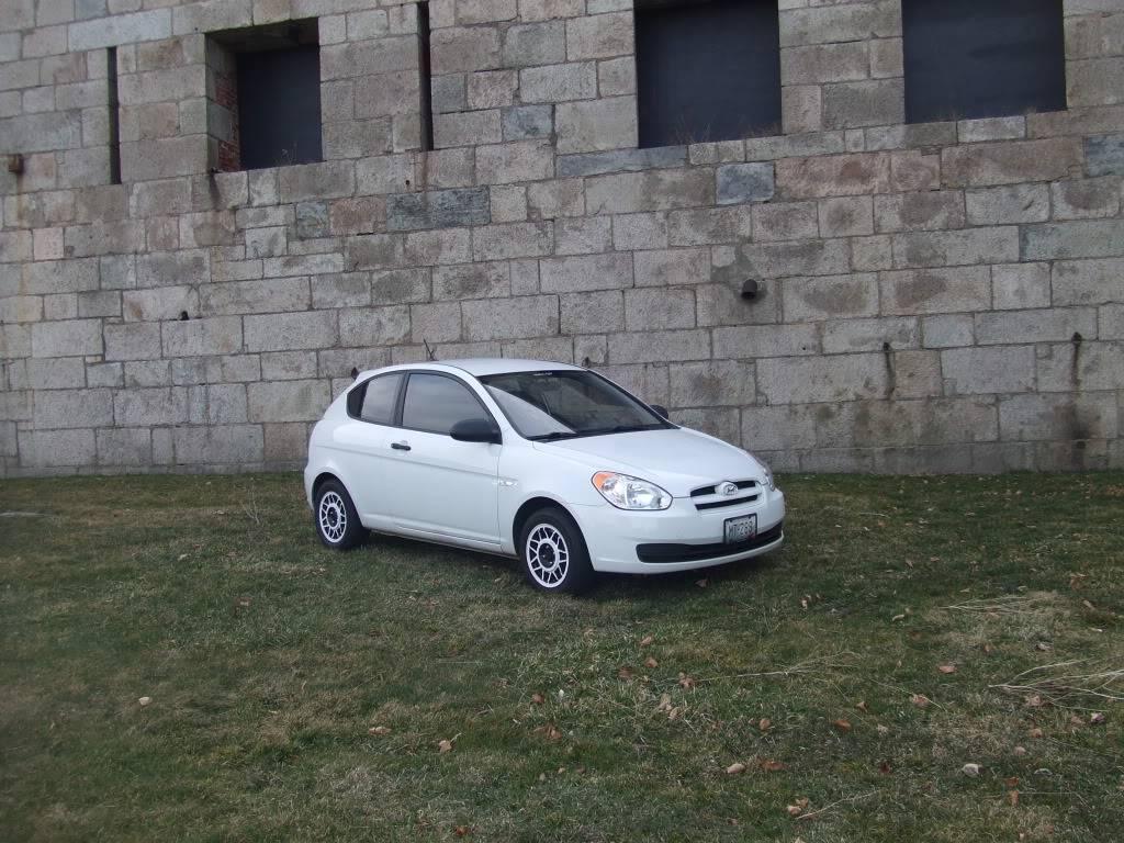 Tap's 09 Hyundai Accent DSCF4620