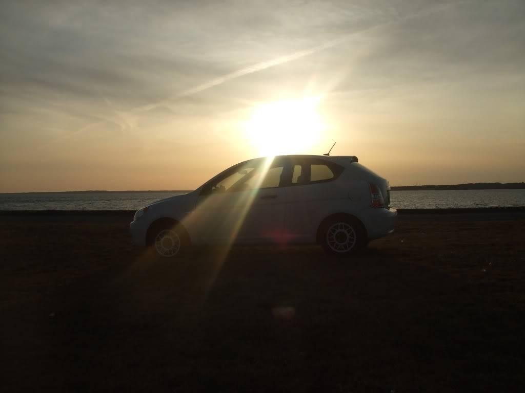 Tap's 09 Hyundai Accent DSCF4624