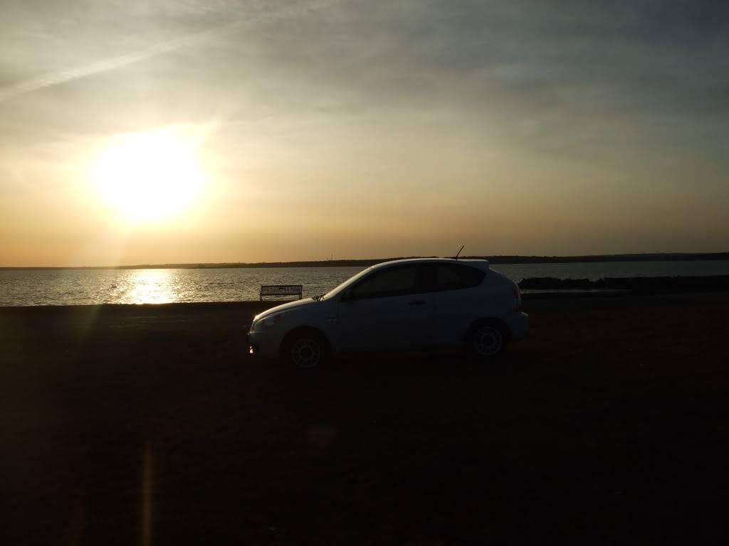 Tap's 09 Hyundai Accent DSCF4627