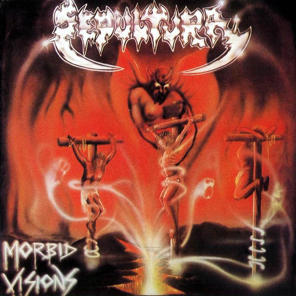 SEPULTURA-DISCOGRAFIA Sepultura-Morbid_Visions-Frontal