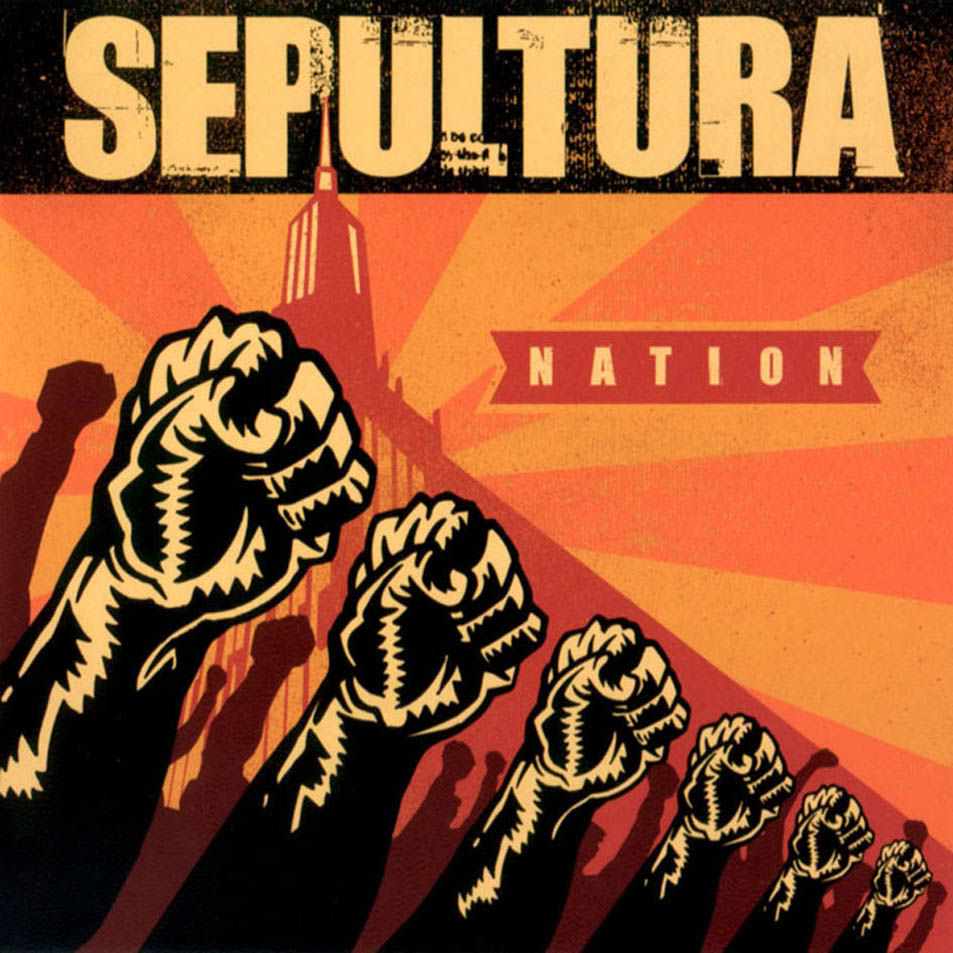 SEPULTURA-DISCOGRAFIA Sepultura-Nation-Frontal