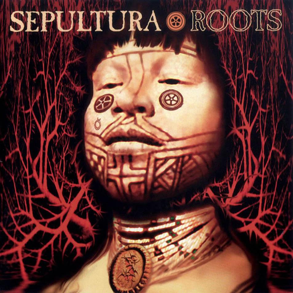 SEPULTURA-DISCOGRAFIA Sepultura-Roots-Frontal