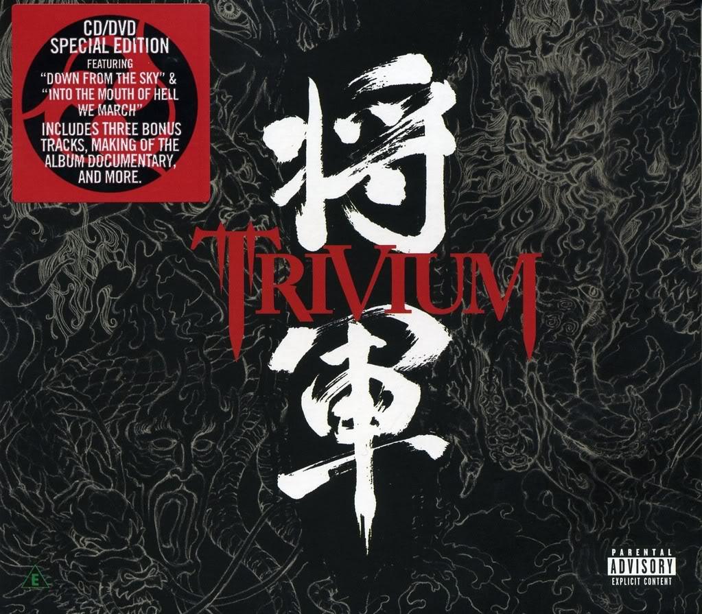 TRIVIUM-DISCOGRAFIA ShogunSpecialEditionFront