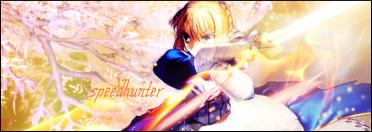 Speed Hunter Fatestaynightsig