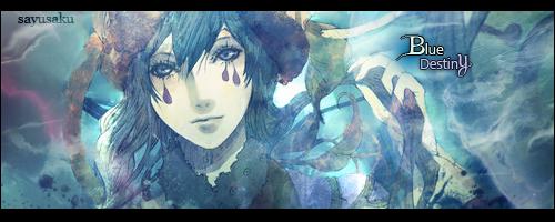 Sayu-Chan is Here Blue-destiny