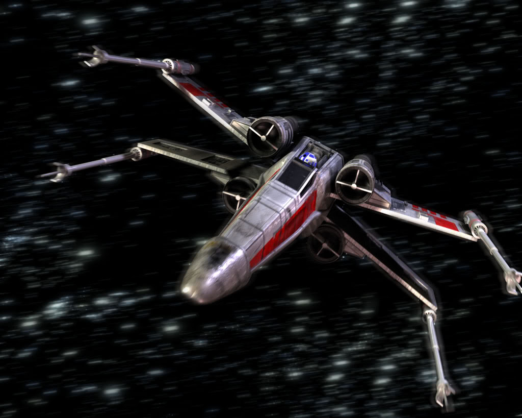 The Free Peoples (roach and his flunkies)  Xwing