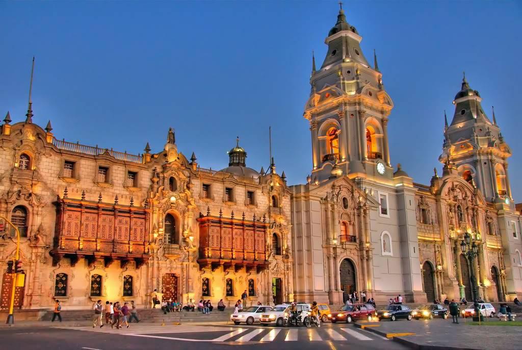 FOTOS de la ciudad de LIMA. La Ciudad Jardín 3626568723_8be76a61b4_bergeg
