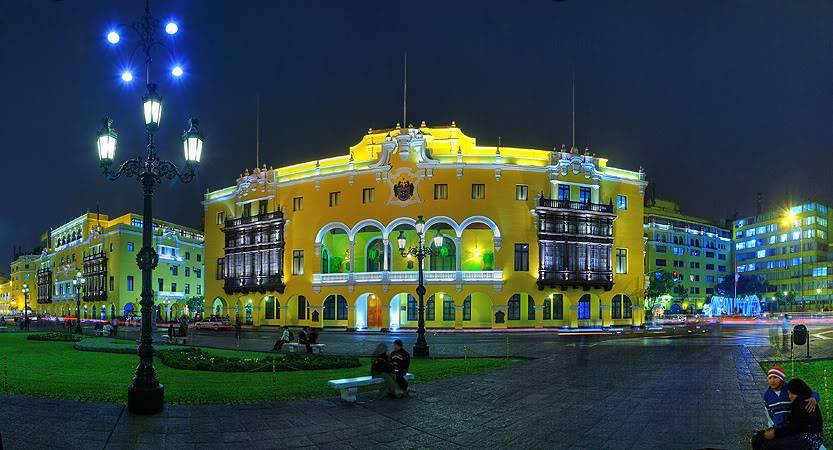 FOTOS de la ciudad de LIMA. La Ciudad Jardín 3632708544_98d05667cf_oFJ