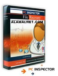 البرنامج المجاني لاستعادة الملفات المحذوفة PC inspector Inspector