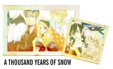 [Shoujo]A Thousand Years of Snow Athousand