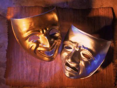 Jornadas steampunk, noviembre-diciembre 2011 - Página 3 Kamp-eric-two-theatre-masks-comedy-and-tragedy