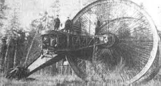 Causas de la Primera Guerra Mundial. Tzartank