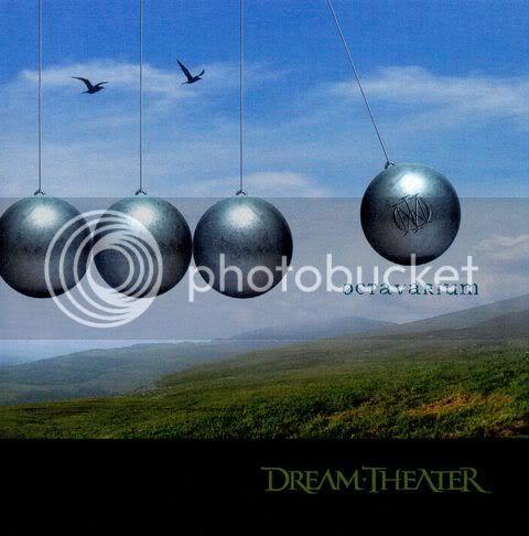 Dream Theater Alta banda que estoy siguiendo... Octavariumfrente