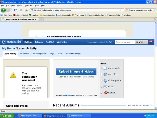 photobucket account Step2