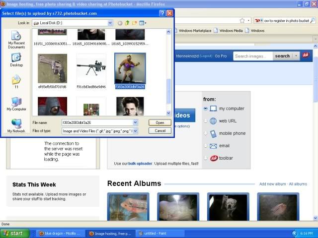 photobucket account Step3
