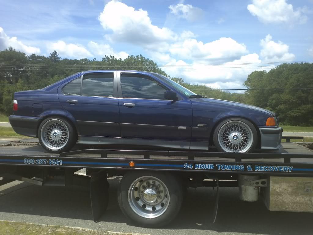 My e36, Greetz from Massachusetts! IMG130