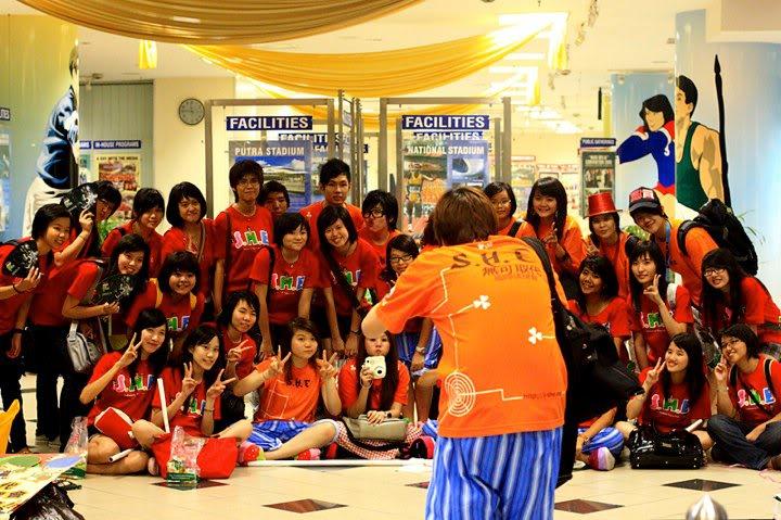 Pengalaman Nonton bareng Konser S.H.E di Malaysia~6March 2010 Malay2