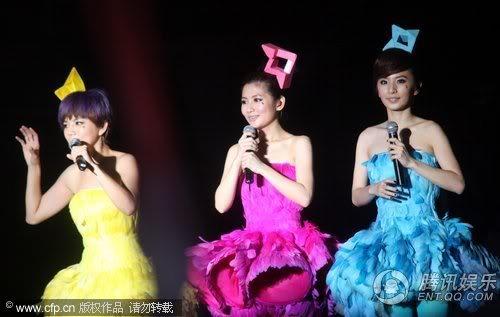 S.H.E is the One @ Shanghai 311009 Sh