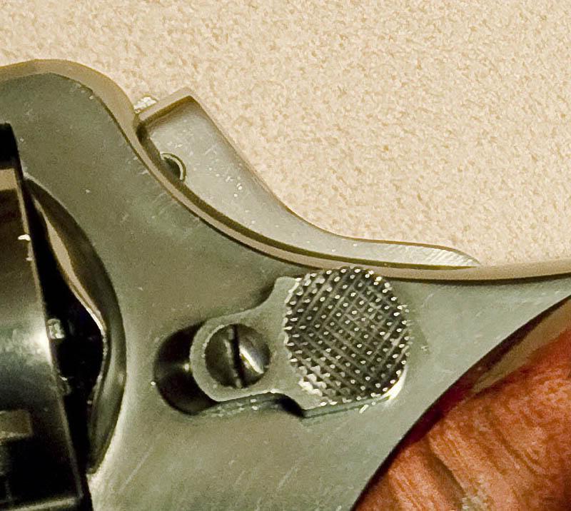 Modifier le chien d'un revolver S&W - avec photo du travail  ChienDAO