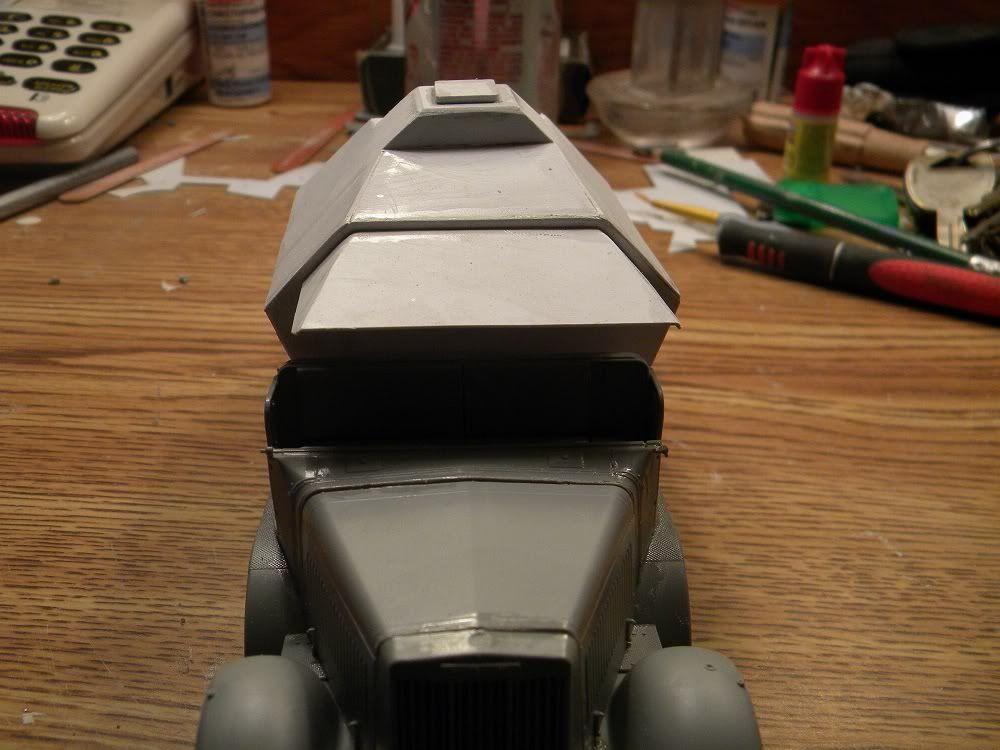 V-2 Raketen auf Zugkraftwagen 8t 010-10
