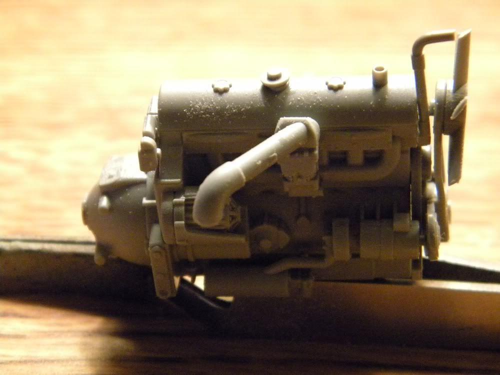 V-2 Raketen auf Zugkraftwagen 8t 017-8