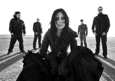 "Ex Miembros de Evanescence ""We Are The Fallen"" Carlyx-large"